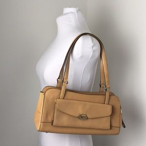 MONSAC Original Leather Handbag